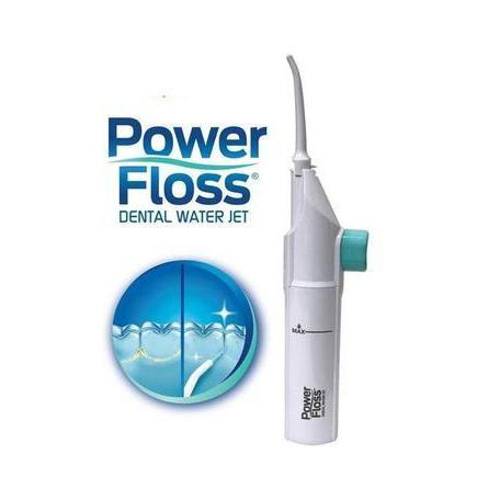 Inovativna zobna prha Power Floss za čiščenje zobnih oblog