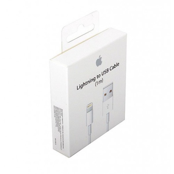 Originalni APPLE Lighting kabel z USB - 1 m