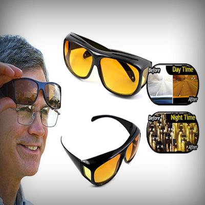 HD Vision UV polarizirana sončna očala.